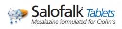 Salofalk 500 mg skrandyje neirios tabletės